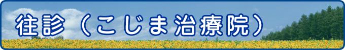 往診(こじま治療院)